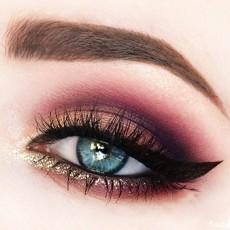 Smoky-Purple-and-Glitter-Christmas-Prom-Tutorial-Eyelook